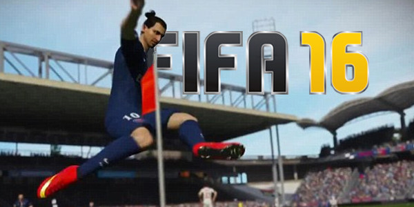 the cover of FIFA 16