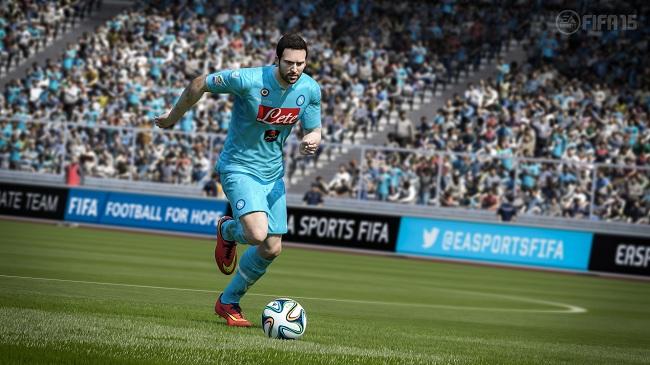 FIFA 15, real football life