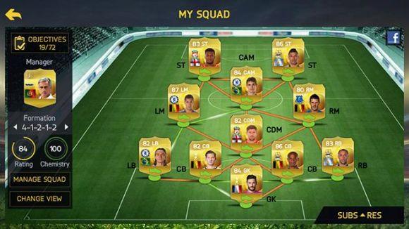 transfer market, FIFA 15